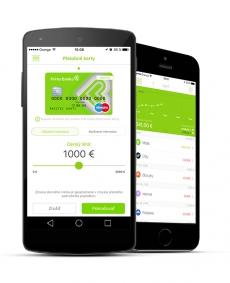 Peňaženka - šikovná mobilná aplikácia